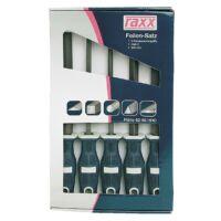 Raxx reszelő készlet 5 részes