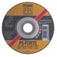 Pferd EHT 125-2.4 A 46 P PSF Vágókorong