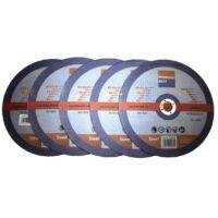 Vágókorong fém egyenes 230x3,0x22,2mm 5db/cs