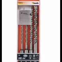 KWB HB 44 SDS plusz Ütvefúrószár készlet 4 db (240800)