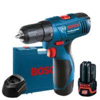 Bosch GSR 1080-2-LI akkus fúró-csavarozó