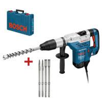 Bosch GBH 5-40 DCE, Fúrókalapács 1150W, 8,8J, SDS-max + 2-2db véső