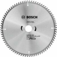Bosch 254x30x3,2 Z80 ECO körfűrészlap fához (2608644384)