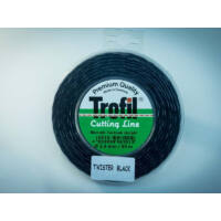 Trofil 2,4 mm 90m Twister Black Csendes Damil