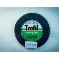 Trofil 3,0 mm 15m Twister Black Csendes Damil