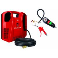 Einhell TH-AC 190 KIT Olajmentes táskakompresszor