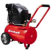 Einhell TE-AC 270/24/10 kompresszor 24 l, 10 bar, 1,8 kW (4010450)