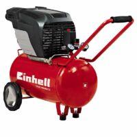 Einhell TE-AC 400/50/10 kompresszor: 50 liter, 10 bar, 2,4 kW, 230 V (4010470)