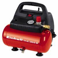 Einhell TH-AC 190/6 OF Kompresszor 8 bar, 6 lit, 1,1 kW