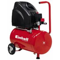 Einhell TH-AC 200/24 OF Olajmentes kompresszor 24 l, 8 bar, 1,1 kW (4020515)