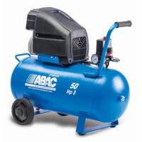 ABAC Montecarlo L25P kompresszor 50 l, 10 bar, 2,0 kW