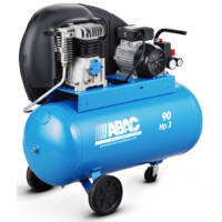 ABAC A29B 90 CT3 kompresszor 90 l, 10 bar, 2,2 kW, 400 V
