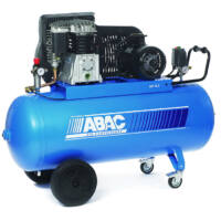ABAC PRO B5900B 200 CT 5,5 kompresszor 200 l, 11 bar, 5,5 LE