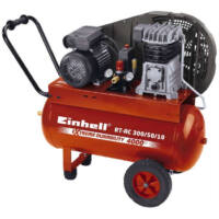 Einhell TE-AC 300/50/10 kompresszor, 50 l, 10 bar, 2 kW