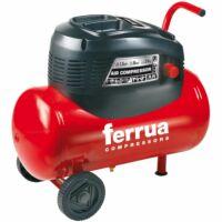 Ferrua Brico 8 kompresszor, 24l, 1.5 CP, 8 Bar, 180 l/perc (B6CC304XCE509)