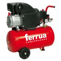 Ferrua RC2/24 kompresszor, olajkenésű 1,5 kW, 230 V, 8 bar