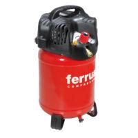 Ferrua Twenty Kompresszor, olajmentes 24 l, 10 bar, 1,1 kW