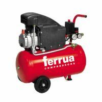 Ferrua RC1/24 Kompresszor, olajkenésű 1,1 kW, 8 bar, 24 l