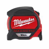 Milwaukee 10M-es mérőszalag mágneses (48227310)