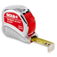Sola Tri-Matic TM 8m Mérőszalag szalagszélesség 25 mm