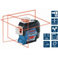 Bosch GLL 3-80 Keretszvonal szintező (0601063S00)
