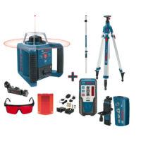 Bosch Forgólézer GRL 300 HV + BT300 HD + GR240 + RC1 (0601061501)