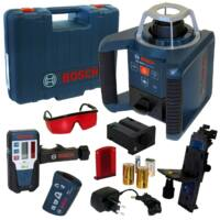 Bosch Forgólézer GRL 300HV + BT300 + GR240 + RC1 (0601061501)