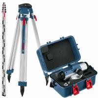 Bosch GOL 26 D Optikai szintező + BT 160 állvány + GR 500 Mérőléc