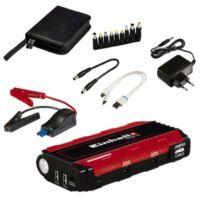 Einhell CE-JS 12 Jump Starter / Power Bank Hordozható Bikázó és akkumulátor (1091521)