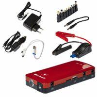 Einhell CC-JS 12 Jump Starter / Power Bank Hordozható indításrásegítő és akkumulátor (1091520)