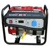 Senci SC-1250 Áramfejlesztő 230V/1kW, Max 12,5 óra