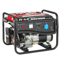 Senci SC-2500 Áramfejlesztő 230V/2,2kW, Max 12,5 óra