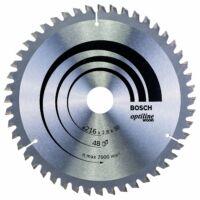 Bosch 216/2,8/Z48 Optiline Körfűrészlap (2608640641)