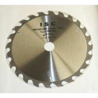 Fűrésztárcsa HM 250x30x3,2mm 24 fog