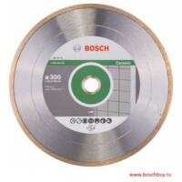 Bosch Professional for Ceramic 300x30/25.4mm gyémánt vágótárcsa