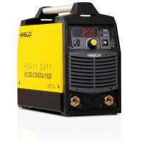 IWELD HD220 LT Digital Pulse inverteres hegesztő