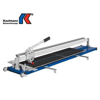 Kaufmann Csempevágó Gép 1250 mm Topline + ajándék tartalék tengely