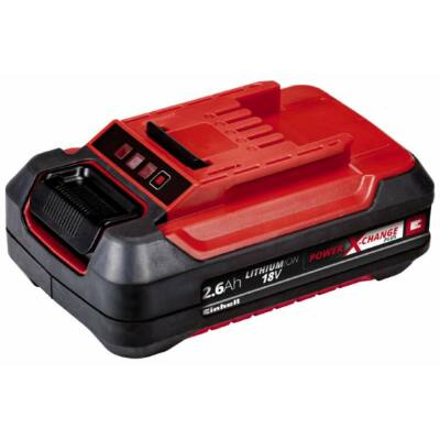 Einhell akku Power-X 18V 2,6 Ah P-X-C Plus