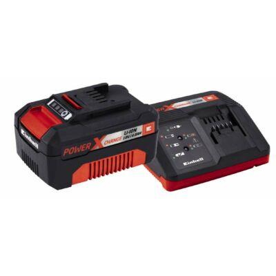 Einhell Power-X-Change Starter Kit 18V 4,0 Ah
