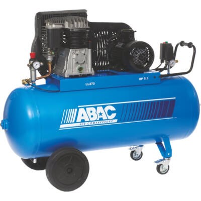 ABAC PRO B5900B 270 CT 5,5 kompresszor 270 l, 11 bar, 5,5 LE