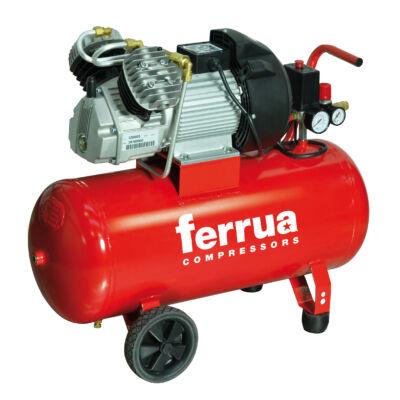 Ferrua VDC/50 Kompresszor, olajkenésű 2,2 kW, 230 V, 9 bar