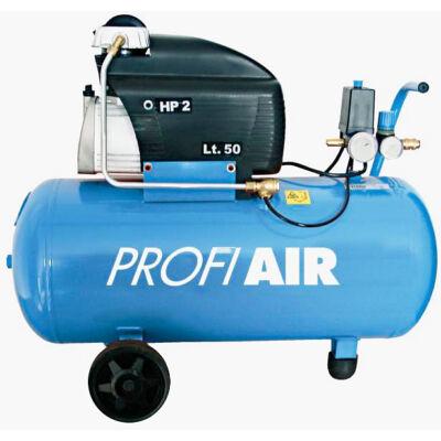 ProfiAir 250/8/50 Olajkenésű kompresszor 50l, 8 bar, 1,5 kW