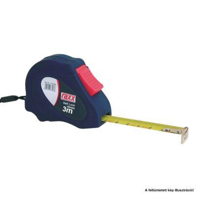 Raxx Mérőszalag 8m-es / 25 mm Self Lock