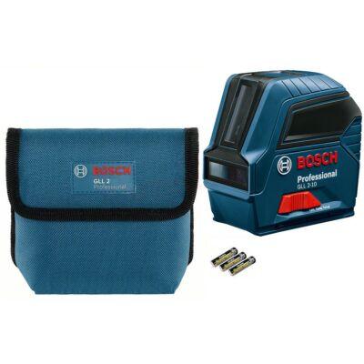 Vonallézer Bosch GLL 2-10 Professional