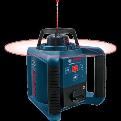 Bosch Forgólézer GRL 250 HV