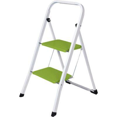Acél Fellépő 2 Lépcsőfokos zöld